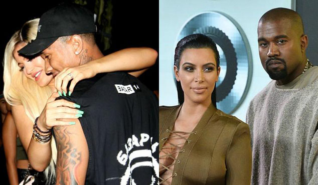 A marriage and a divorce at the Kardashian?