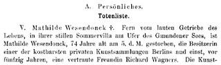 Brandenburgia. Monatsblatt der Gesellschaft für Heimatkunde der Provinz Brandenburg zu Berlin. XI. Jahrgang 1902 1903. Berlin 1903, S. 264