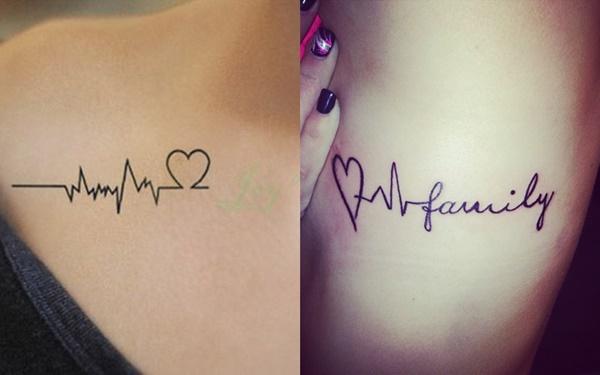 Tattoos bei Frauen werden immer beliebter