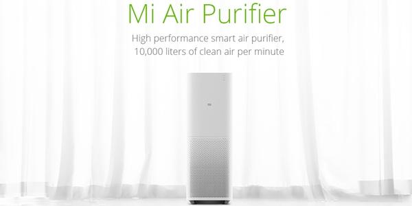 Gadget Xiaomi Canggih Selain HP mi air purifier