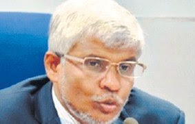 Eastern Province Chief Minister Nazeer Ahamed