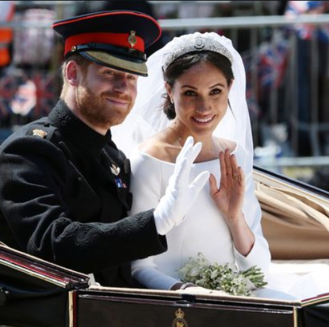 """Meghan Markle and Harry are returning wedding gifts worth """"millions"""" to comply with strict royal rules"""