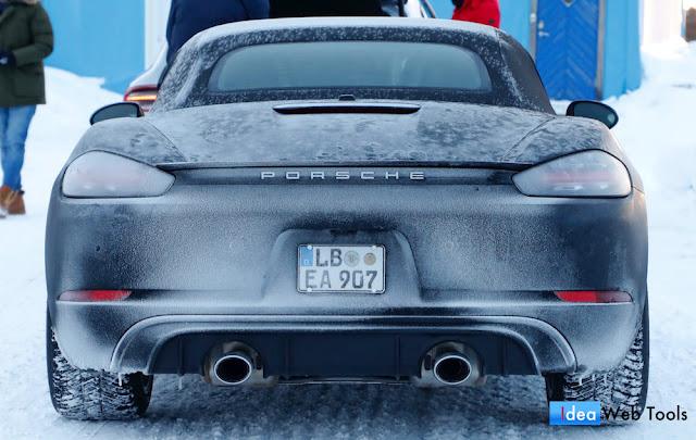 ポルシェ「718シリーズ」に新たに6気筒エンジンモデルやMT設定も登場か?