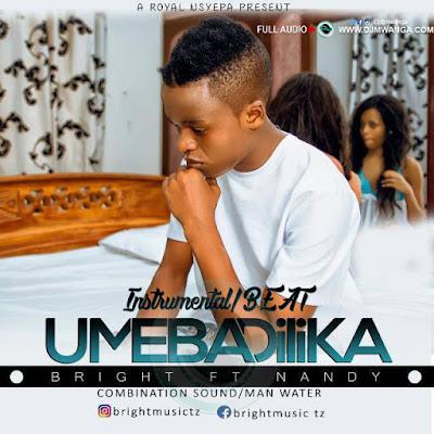 Instrumental Umebadilika Brighty Ft. Nandy beat