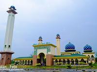 Pakej Percutian Riau ke Masjid Raya Siak 2 Hari 1 Malam