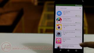 Kumpulan aplikasi kamera android terkeren