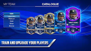ICC Pro Cricket 2015 Unlimited Gold And Silver
