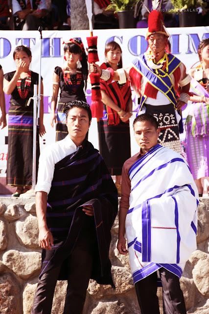 Lotha Men Traditional Dress Tokhu Emong