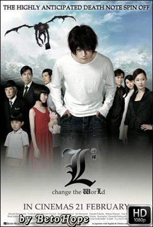 Death Note: L Cambia el Mundo [2008] [Japones Subtitulado] HD 1080P [Google Drive] GloboTV
