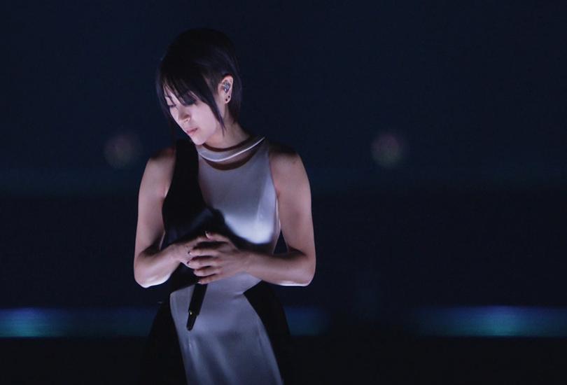 Hikaru Utada: Laughter in the dark tour   Random J Pop