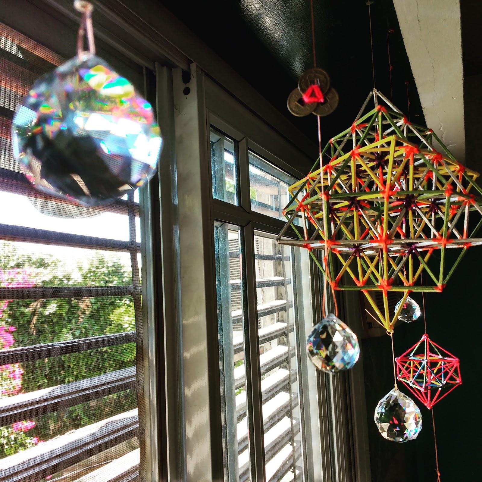 Arquitectura y feng shui esferas facetadas y moviles - Arquitectura y feng shui ...