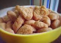 Resep praktis (mudah) kue biji ketapang spesial (istimewa) enak, sedap, gurih, nikmat lezat