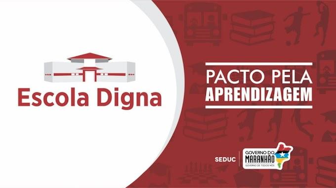 Governo do Maranhão lança Pacto Estadual pela Aprendizagem nesta quarta-feira