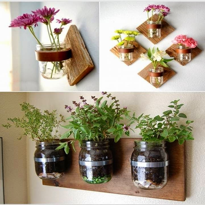 Indoor Planter Box Ideas: Ten DIY Indoor Planter Ideas