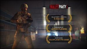 Bullet Party CS 2 GO STRIKE MOD APK Unlimited Money 1.2