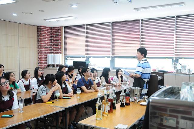 Sinh viên Trường đại học Kookje Hàn Quốc