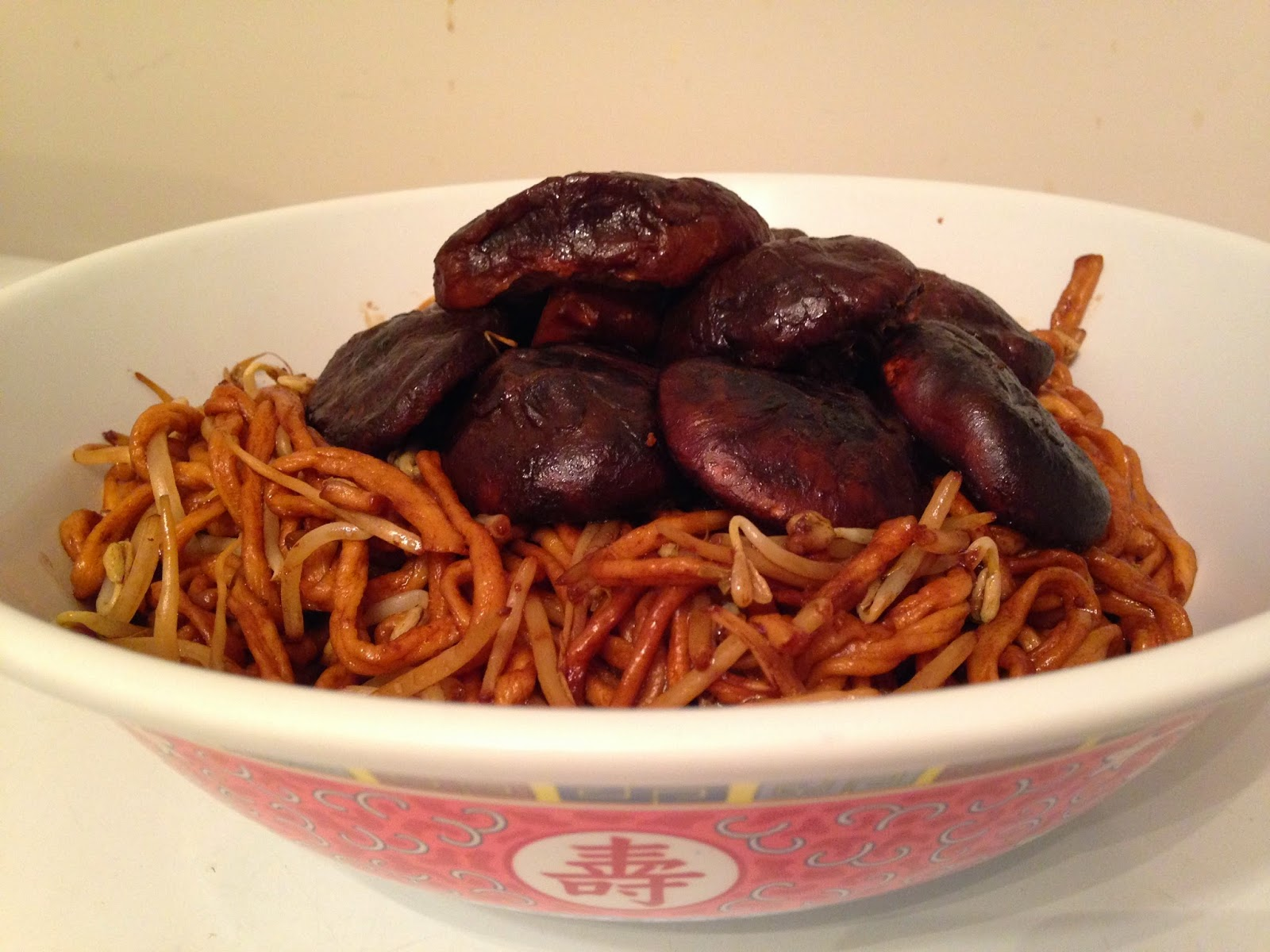 Frugal Allergy Mom: Chinese Long Life Noodles (E-Fu Noodles)