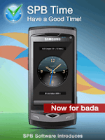 SPB Time for bada smartphones available