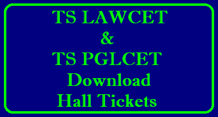 TS LAWCET & TS PGLCET-2018 Download Hall Tickets Government of Telangana has issued TS LAWCET & TS PGLCET-2018 Notification on 22-03-2018. Last date for online apply was 25-04-2018 as per the scheduled mentioned in the notification TSCHE is going conduct the examination in computer based online test./2018/05/ts-lawcet-ts-pglcet-2018-hall-tickets-download.html