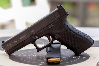 Пистолет Glock 17 (модификации Глок)