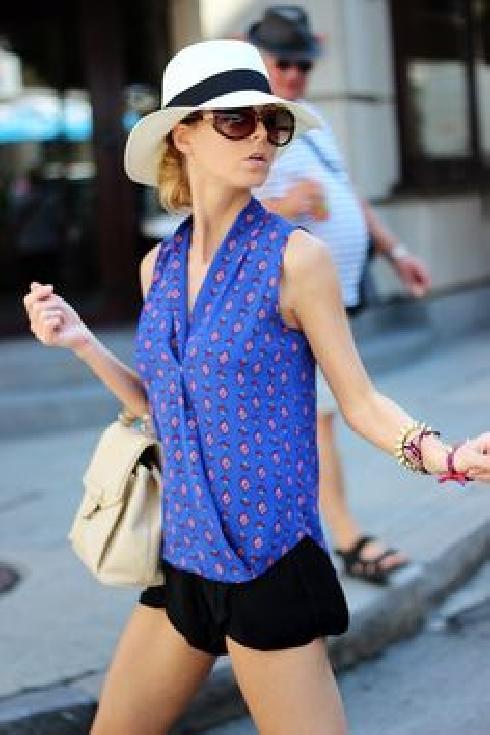 2013 Desenli Bluz Modelleri ve Kombinleri