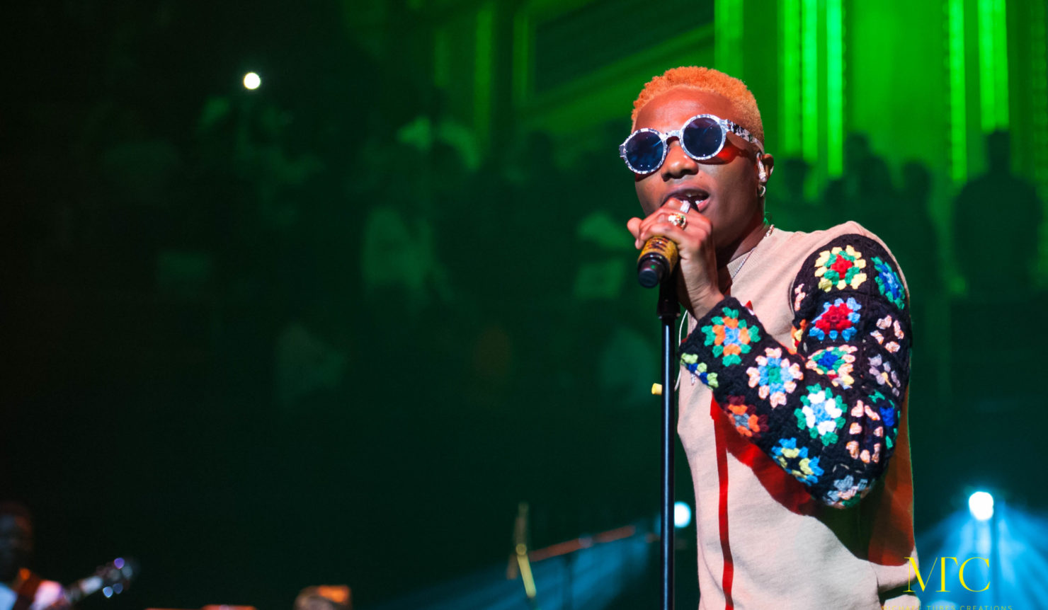The Music Ep Wizkid Announces Made In Lagos Ep His Next Music Project
