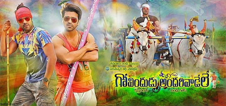 govindudu andarivadele video songs 1080p free