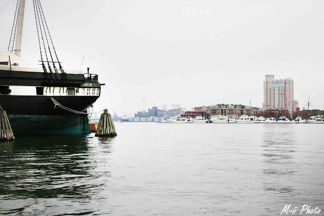 My Travel Background : A la découverte de Batimore, Inner Harbour