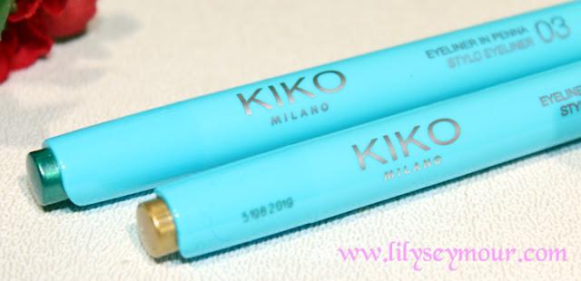 Koko Cosmetics Glamorous Eye Pencils