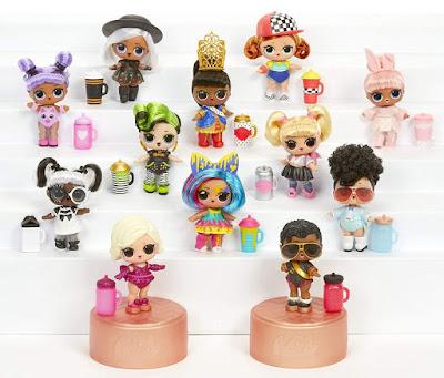 Как зовут всех кукол LOL #hairgoals