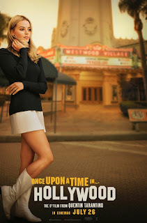 Once Upon a Time in Hollywood First Look Poster 2