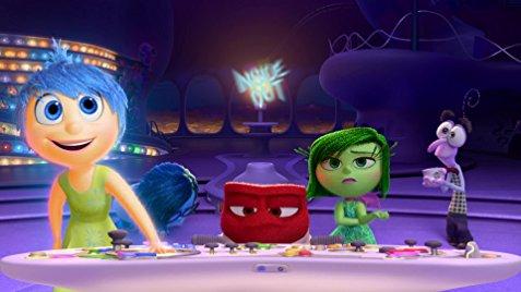 Hantu Baca Film Animasi Terbaik Piala Oscar Tontonan Keluarga Inside Out
