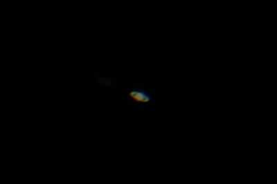 saturn from iphone video in registax