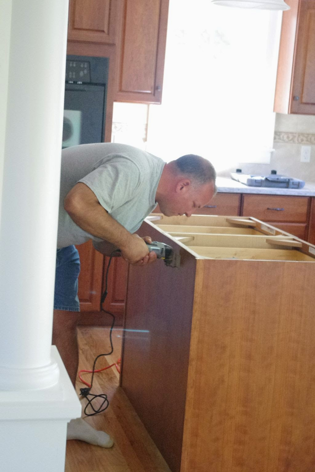 kitchen island outlet tool crock the new house next door final electrical