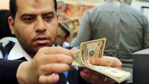 سعر الدولار اليوم الاحد 15-1-2017 فى جميع البنوك المصرية واسعار السوق السوداء