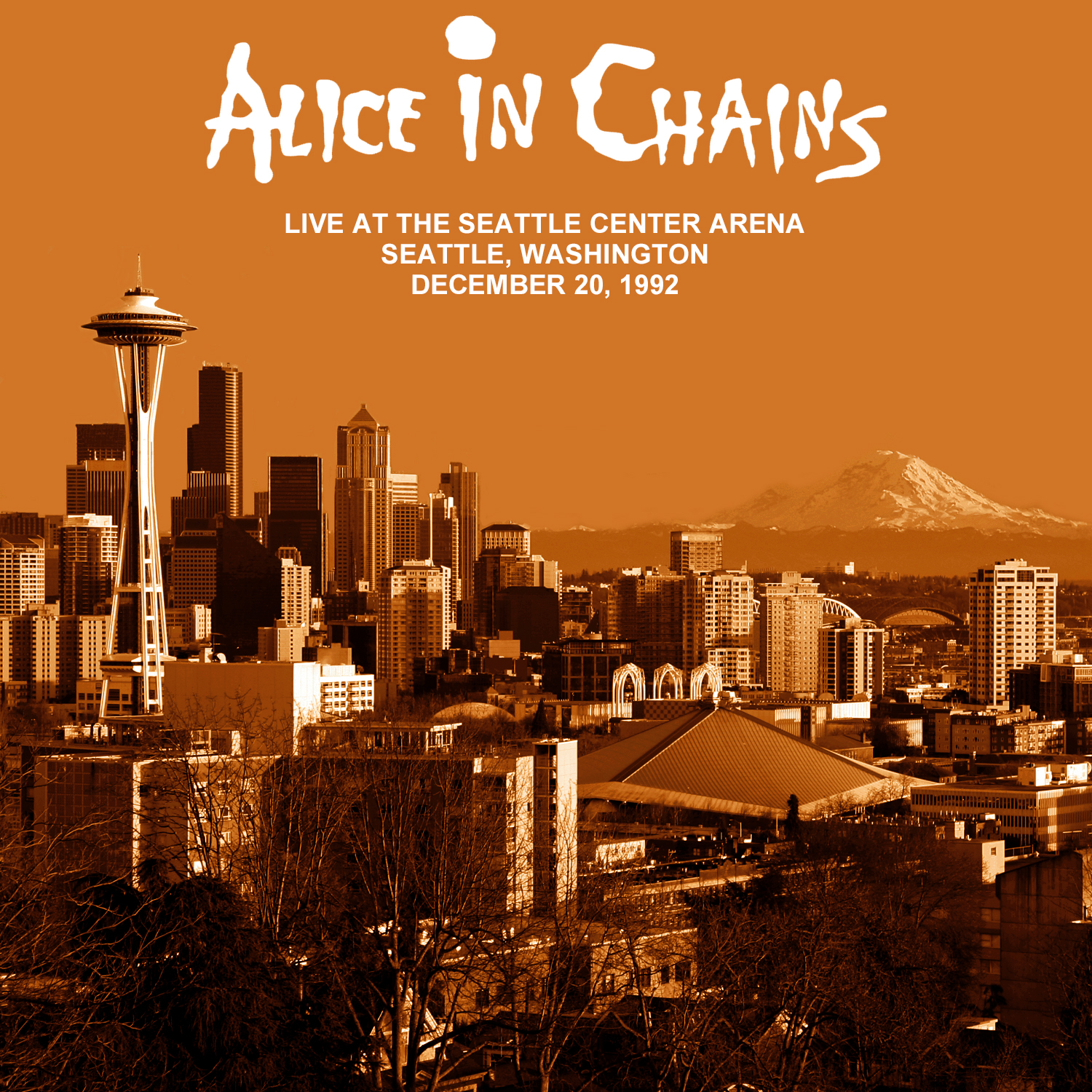rearviewmirror bootlegs alice in chains 1992 12 20 seattle washington. Black Bedroom Furniture Sets. Home Design Ideas