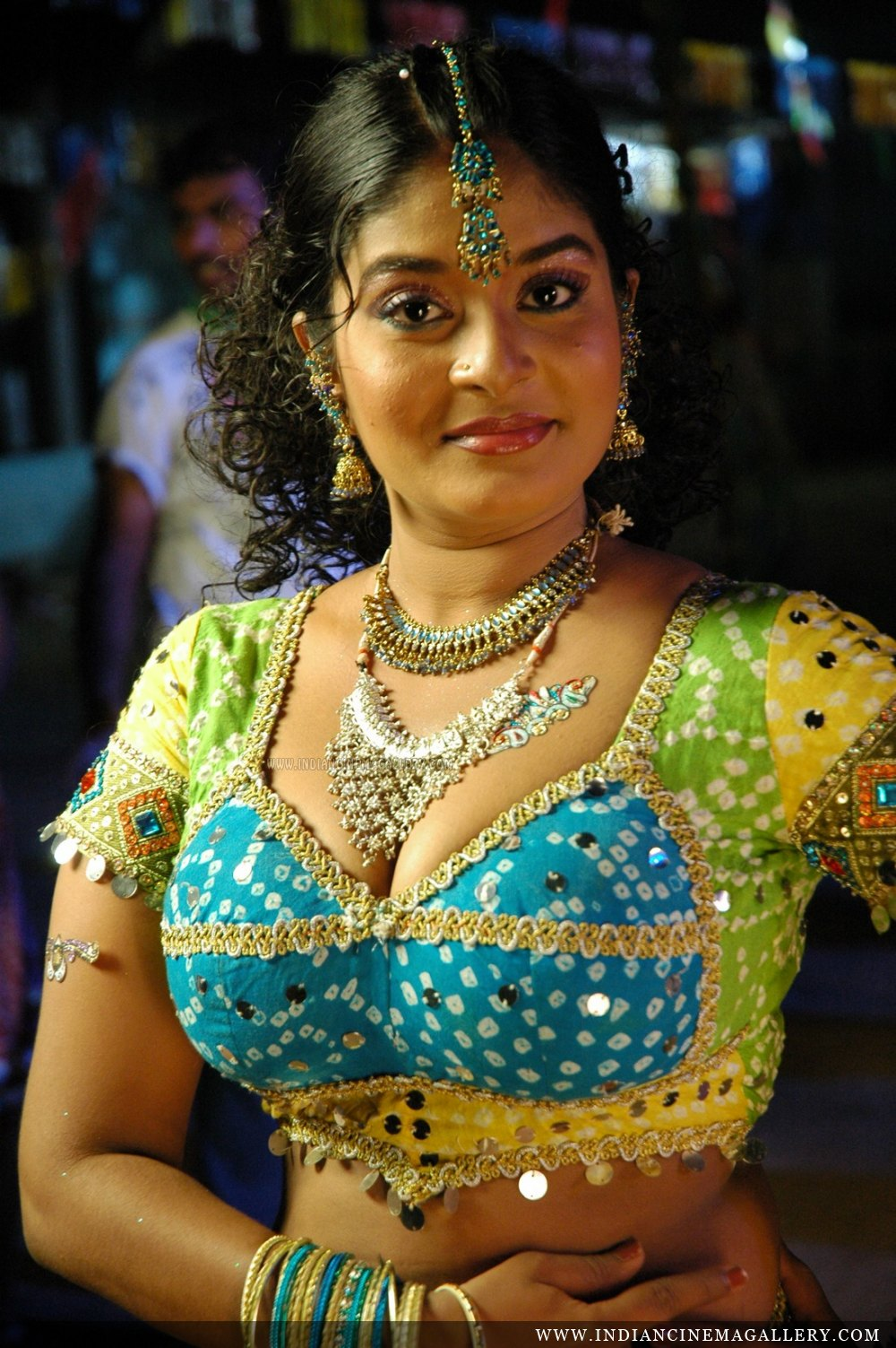 Indian Actress Tamil Tv Serial Actress Neepa Hot Big -2515