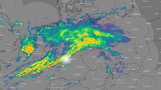 Radar pogodowy