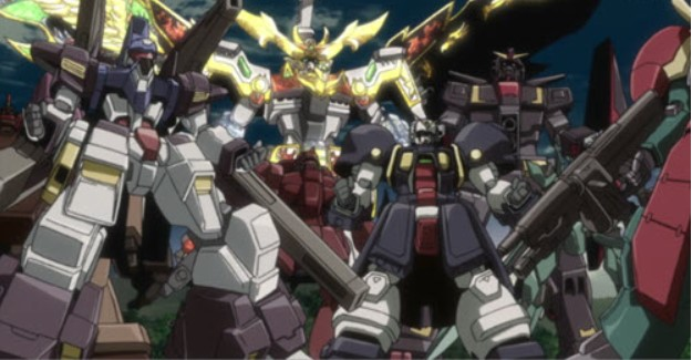 Gundam Build Divers Episode 22 Subtitle Indonesia