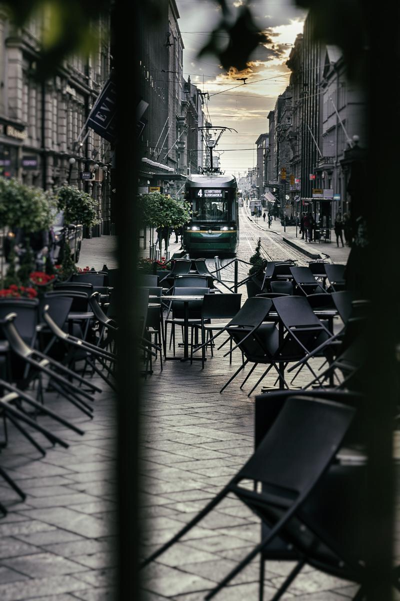 Helsinki, Finland, Amos Rex, Kamppi, keskusta, city, outdoors, citylife, arkkitehtuuri, kaupunki, streetphotography, Visualaddict, valokuvaaja, Frida Steiner, streetlife, raitiovaunu, ratikka, Aleksanterinkatu