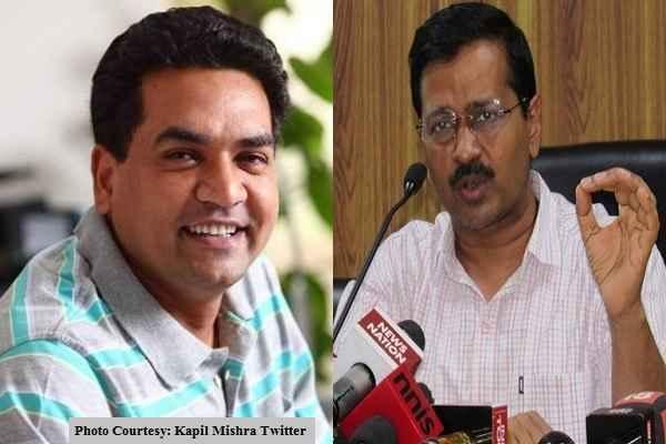 kapil-mishra-alert-arvind-kejriwal-planning-to-attack-himself-news