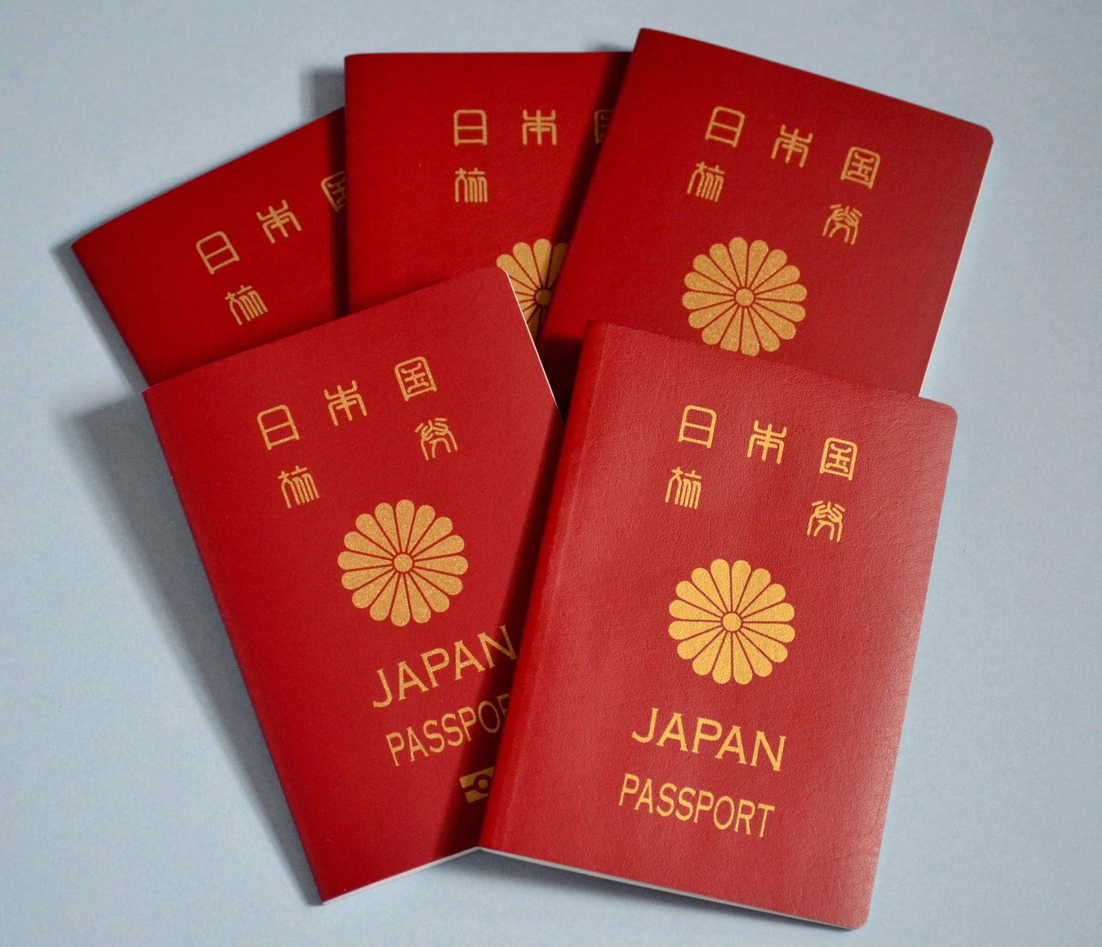 パスポート 返納 命令