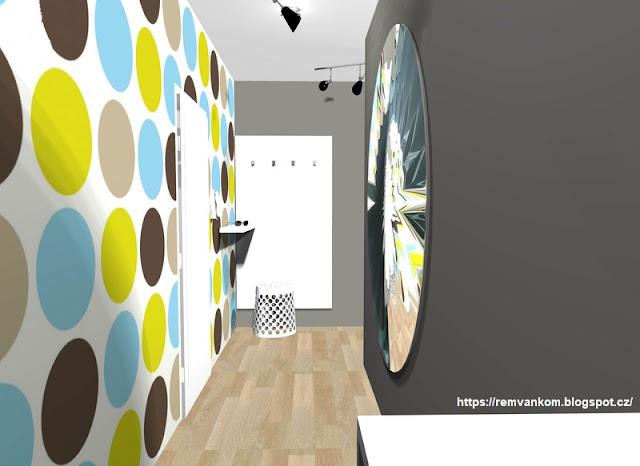 Современная кухня и ванная комната - результат капитального ремонта. Дизайн проект
