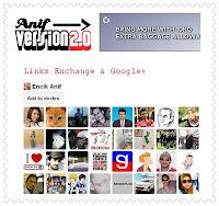 Selamat Datang Google+ Followers Widget