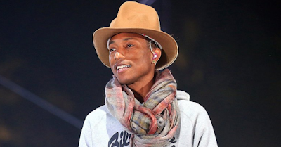 """Lirik Lagu Pharrell Williams ​- Blazed"""