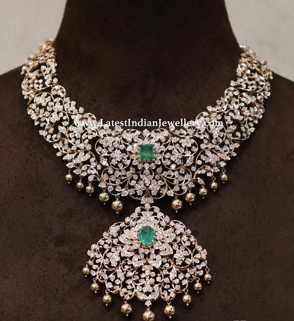 Quintessential Diamond Necklace