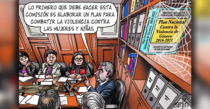 Carlincaturas Sábado 30 Junio 2018 - La República