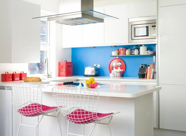 bancos na cozinha