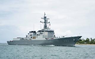 Kapal Perusak KDX-III