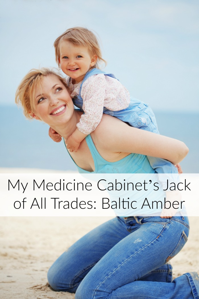 My Medicine Cabinet's Jack of All Trades: Baltic Amber